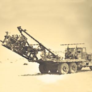 1956Started in Dammam, Saudi Arabia