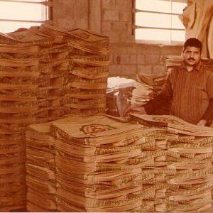 <h2>1956</h2><p>Napco Began Manufacturing Paper Bags</p>